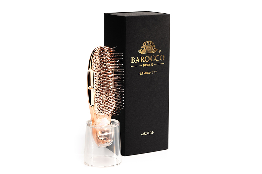 Расческа BAROCCO BRUSH PREMIUM SET